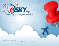 eSKY.bg FB app