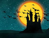 Halloween Greetings - Video Template