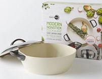 Modern Non-Stick Cookware