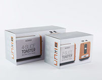 Toasters Packaging