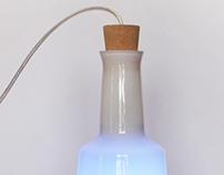 Bottle Lamp