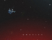 Gravity - Alternative movie poster.