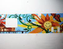 Banyan Home Wall Mural