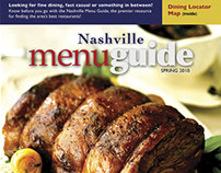 Nashville Menu Guide Spring 2010