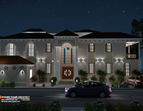 Villa at Saudi Arabia