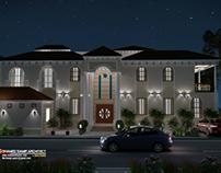 Villa at Saudi Arabia