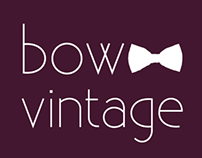 Bow Vintage logo