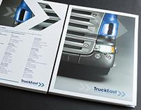 Truckeast re-brand