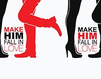 Valentine`s day advert
