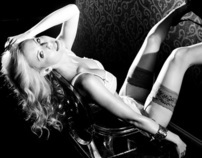 Tami Donaldson starring at SoLita on Las Olas