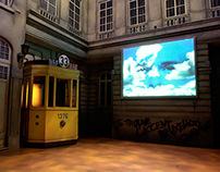 Exhibition Brel, the right to dream - Belgium