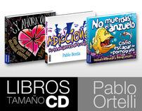 Presentación Libros tamaño CD