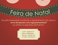 Feira de Natal/Christmas fair