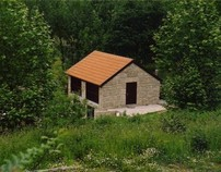 COUNTRY SHELTER . Built