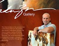 Vanderzee Gallery artist's description