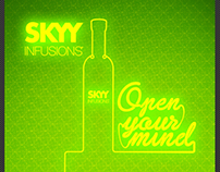 SKYY INFUSIONS - LOOK AND FEEL