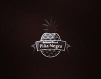 Balance Board Piña Negra