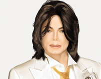 MJ - Digital Painting