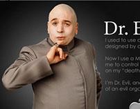 Dr. evil Photoshop