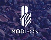 Modiron Brand Identity