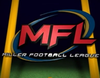 Miller Football League TVC