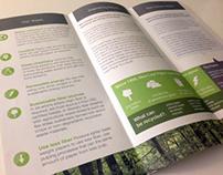 New Leaf Paper Branding