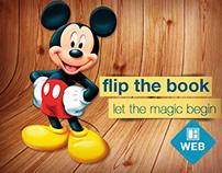 Kids Fun Flip Book - Fairytale