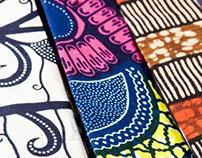 ThroneRoom Accessories Ankara neckties