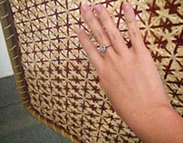 Rattan & weaving bamboo partition