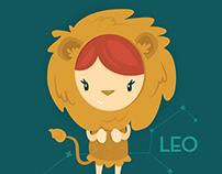 Leo Leader - Illustration & Development