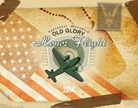 Old Glory Honor Flight, 2014 Memories Calendar