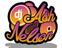 Ash Nelson Logo Design