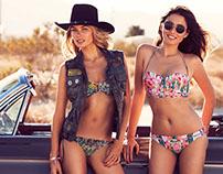 'Palm Springs Summer Flings' Campaign Summer 12