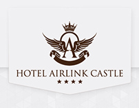 Hotel Airlink Castle-Webdesign