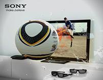 Sony 3D TVC