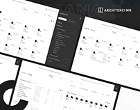 Architekci MR - UI/UX