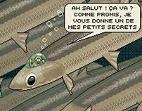 Anchoïade (pixel-art)