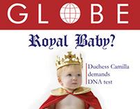 Globe Magazine Redesign