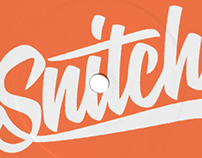 SNITCH lettering logo