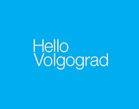 Hello Volgograd