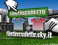 Sky - FANTASCUDETTO 2009 - Concept Promo