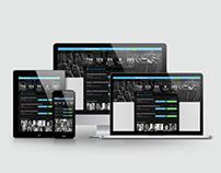 Responsive Website Presentation for ULS
