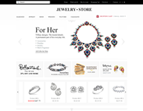 Jewelry Store OpenCart Theme