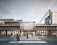 Sandvika Station