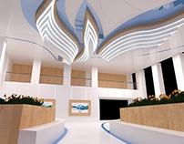 KLPAC Main Lobby Design