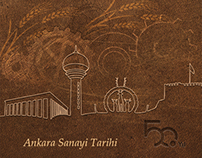 ASO 50.YIL BOZKIRDAN SANAYİNİN BAŞKENTİNE BOOK COVER