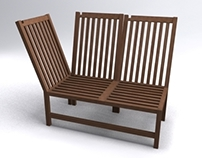 Grassy Chair