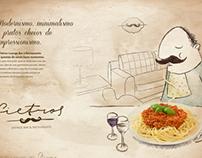 Restaurante Pietros.