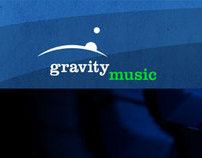 Gravity Music Website