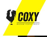 Coxy Logo proposal